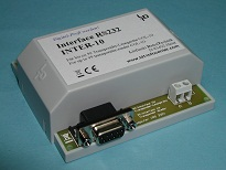 Interface RS232 pro čtečkyCOL-10